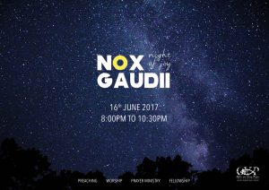 Nox Gaudii: 16th June 2017 @ OFFICE FOR YOUNG PEOPLE  | Singapore | Singapore