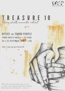 TREASURE#10 @ Office for Young People | Singapore | Singapore