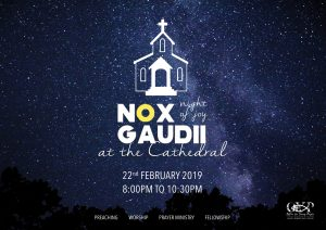 Nox Gaudii at the Cathedral @ Office for Young People | Singapore | Singapore