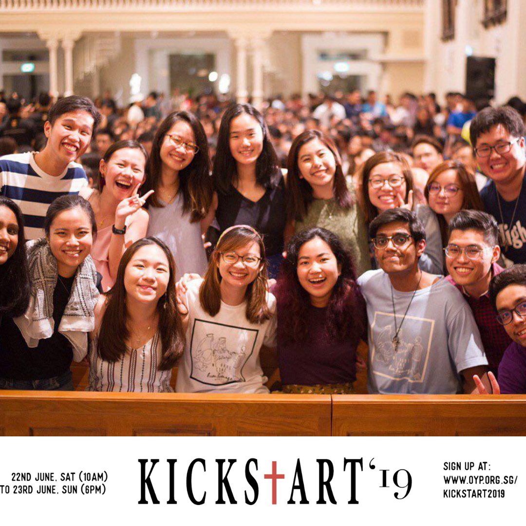 KICKSTART: The Unconditional Love of the Lord