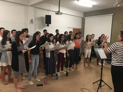 Catholic Youth Day 2019 (Part 1): The Heart of Service