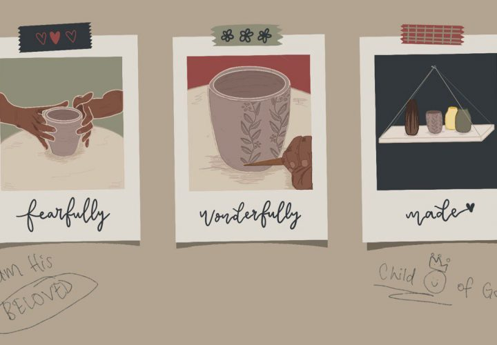 Fearfully Wonderfully Made by Amanda Tan